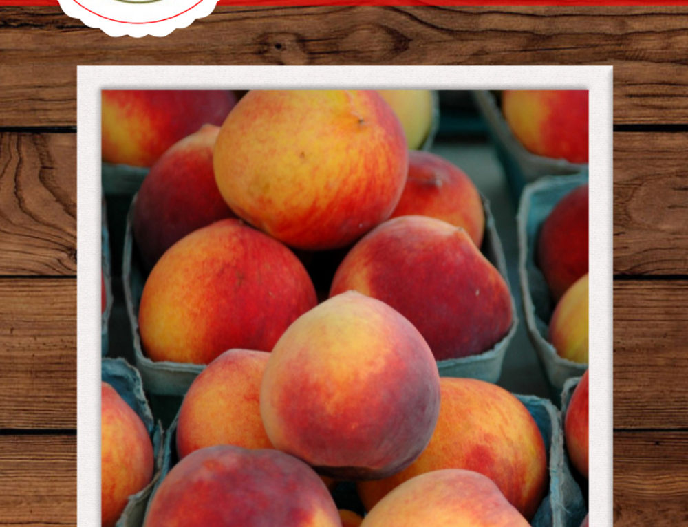 April Harvest of the Month: PEACHES!
