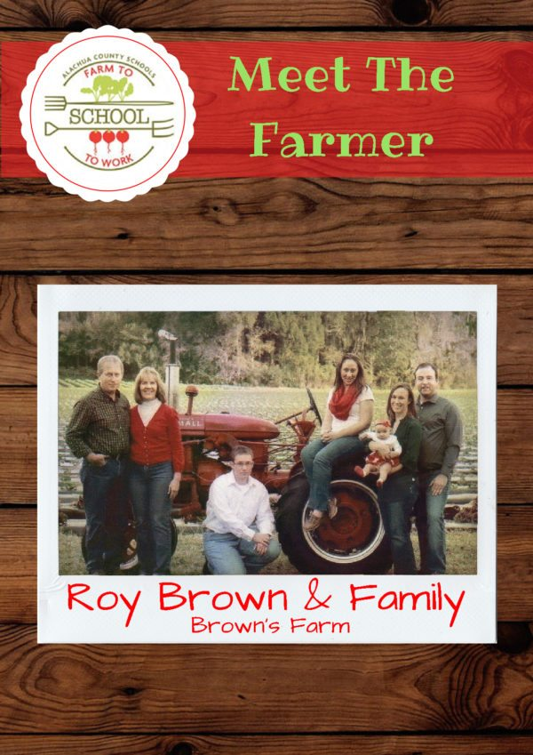 Meet the Farmer: Roy Brown & Family (Brown's Farm)