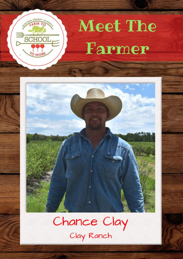 Meet the Farmer: Chance Clay (Clay Ranch)