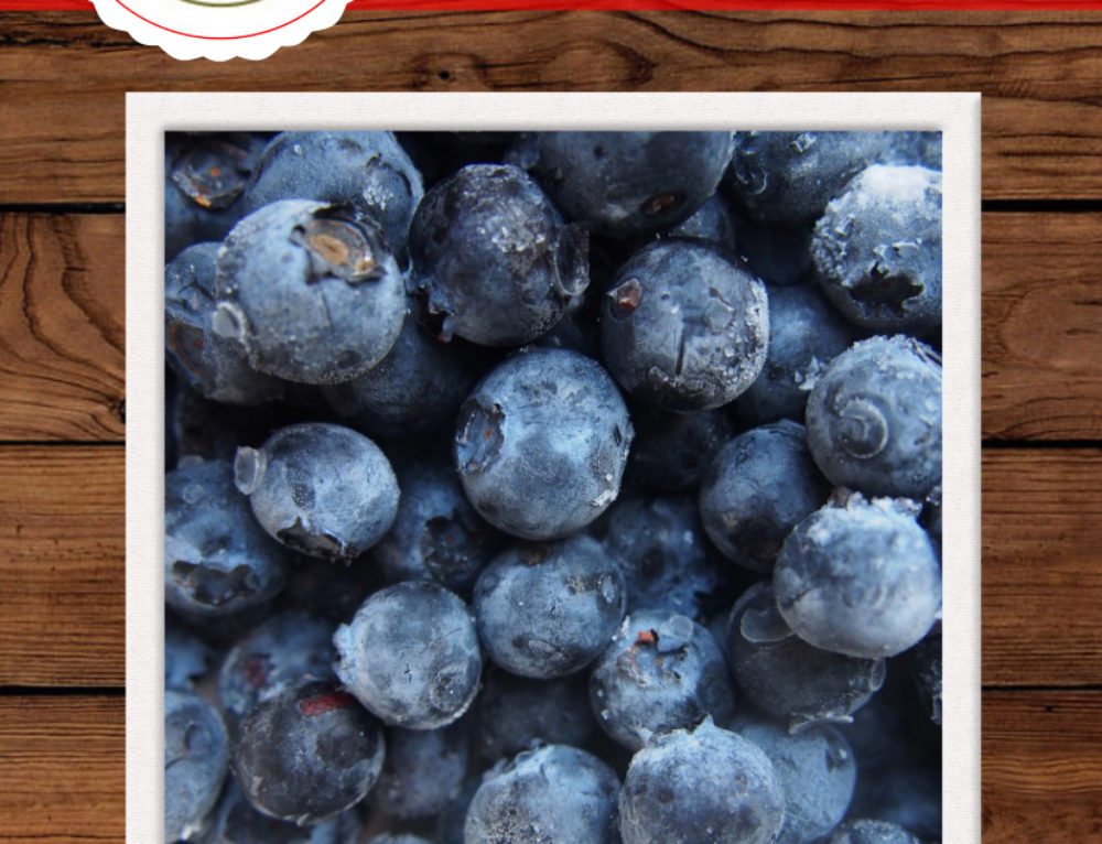 May Harvest of the Month: BLUEBERRIES!