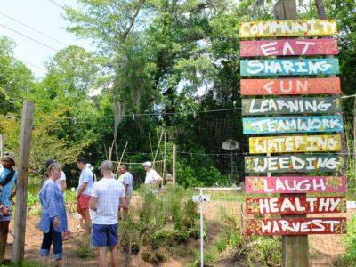 Alachua County Public School's Farm to School to Work Hub