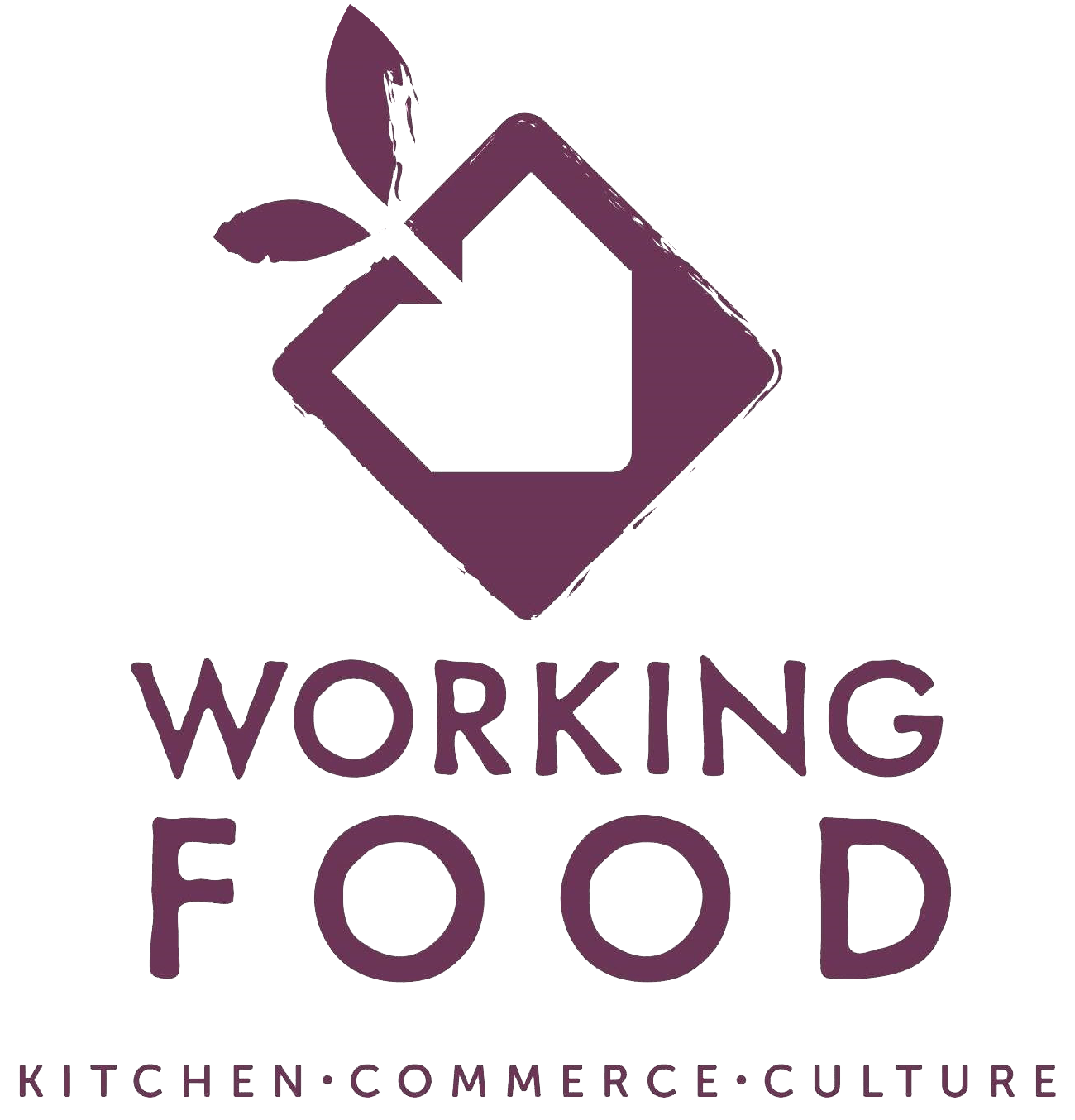 Working with Food logo