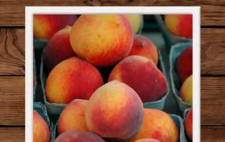 Harvest of the Month: Peaches